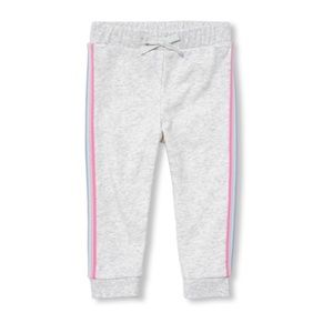 NWT Children's Place Gray Joggers 12-18mo